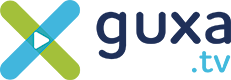 guxa tv Retina Logo